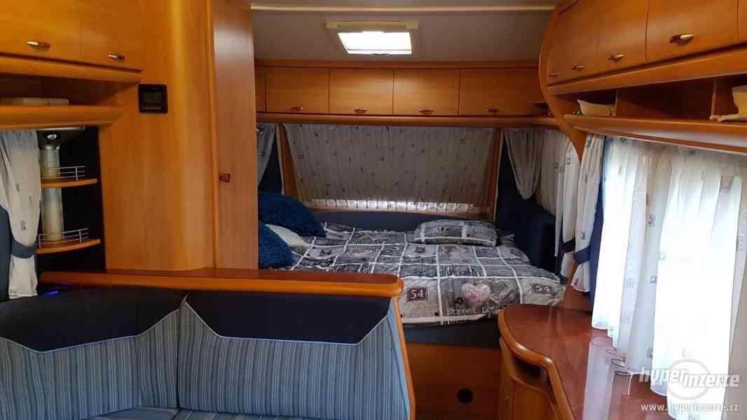 Prodám karavan Hobby 520 Excelsior - foto 10