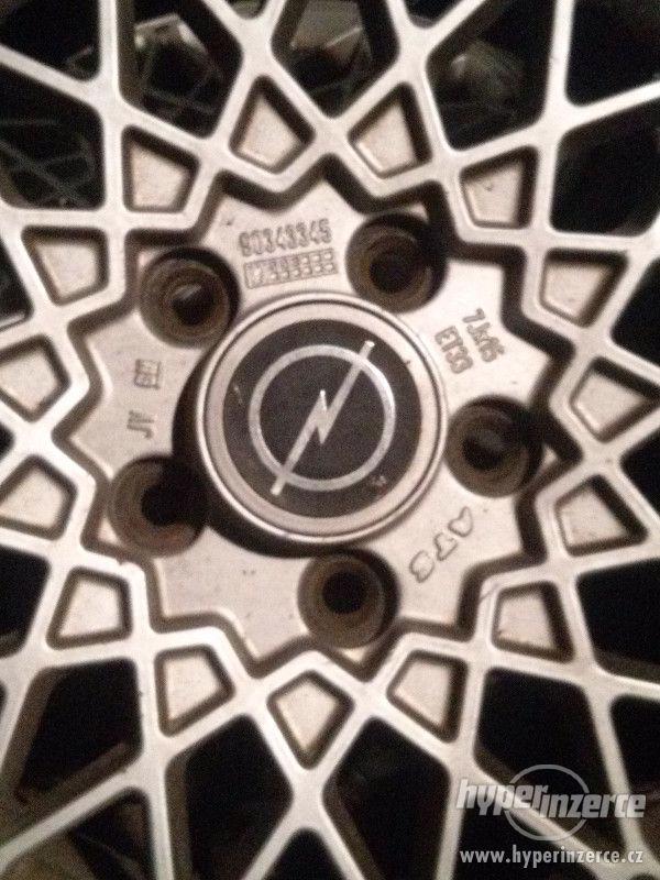 Originální Opel ALU kola