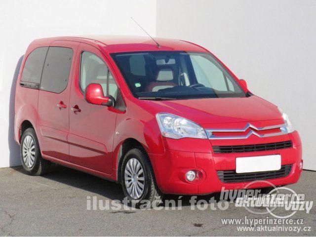 Prodej užitkového vozu Citroën Berlingo