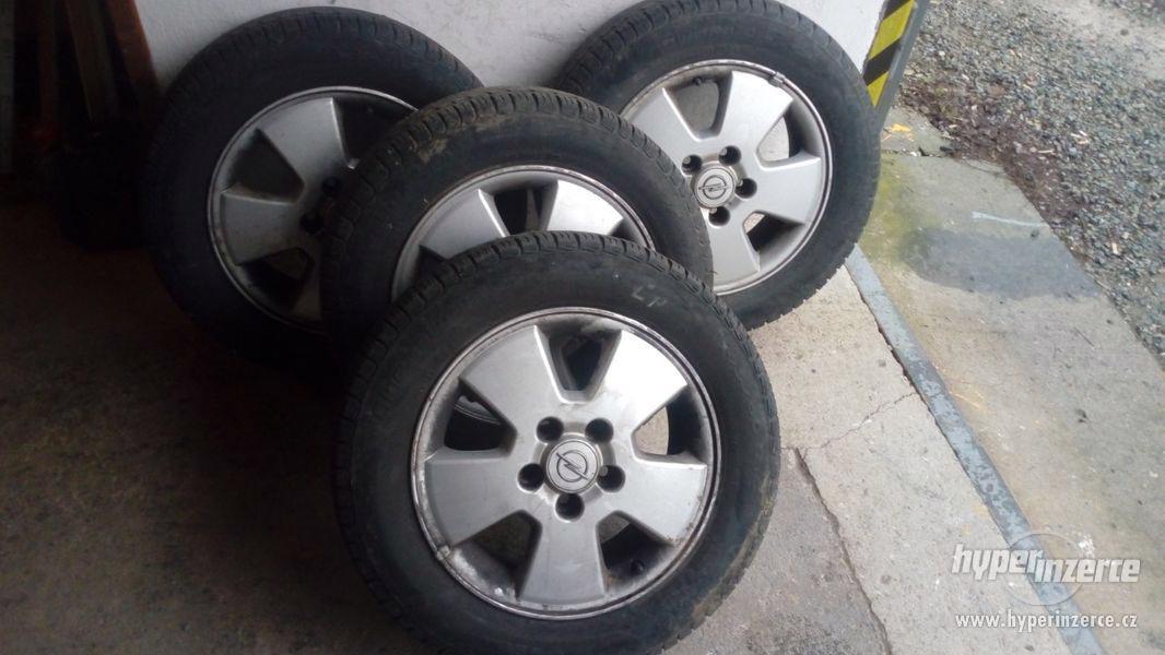 Kola ALU Opel
