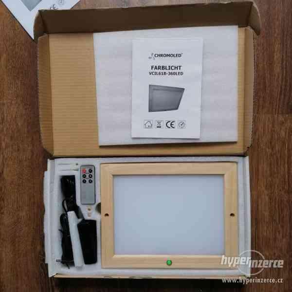 Sauna-světelná terapie do infrasauny+dálkové ovládání