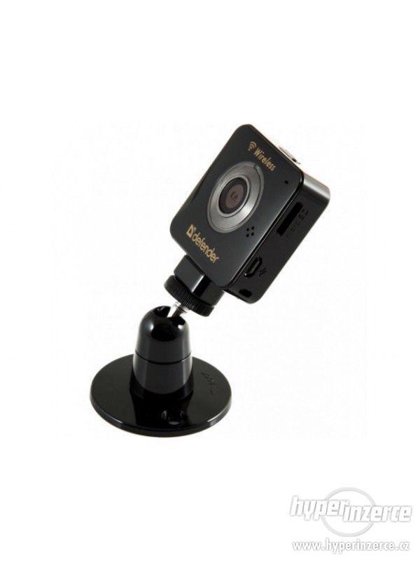 Bezdrátová IEEE Webkamera Wi-Fi HD 720p, mikrofon