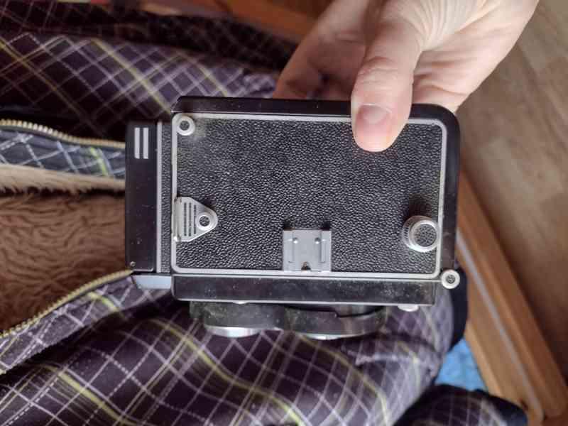 Starý fotoaparát - foto 4