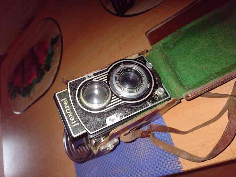 Starý fotoaparát - foto 5