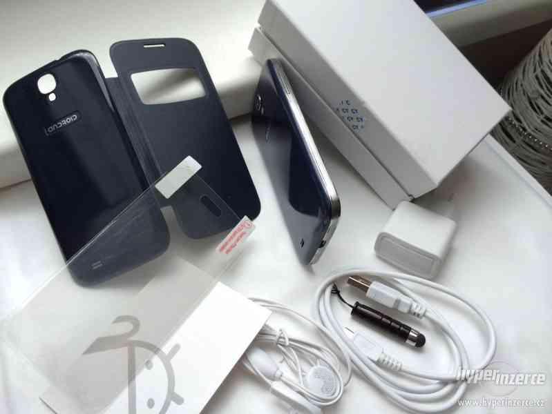 """Luxusní S4 mini 4,3"""" Dual Core 1,3 GHz 4gb ROM 8Mpix - foto 2"""