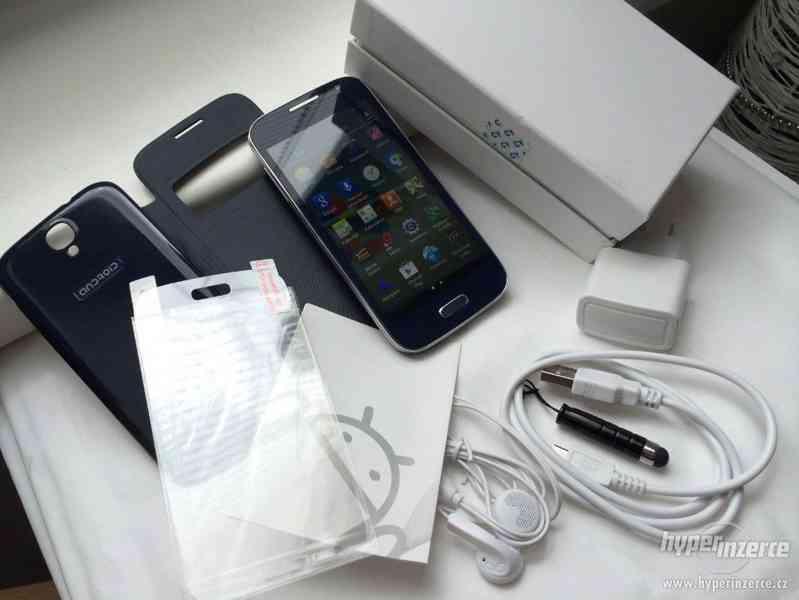 """Luxusní S4 mini 4,3"""" Dual Core 1,3 GHz 4gb ROM 8Mpix - foto 3"""