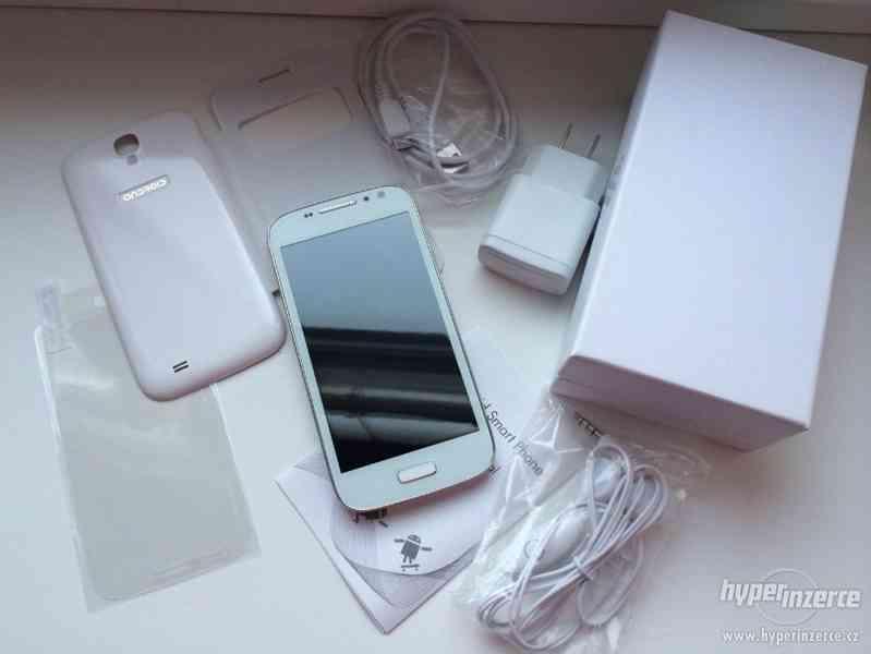"""Luxusní S4 mini 4,3"""" Dual Core 1,3 GHz 4gb ROM 8Mpix - foto 4"""