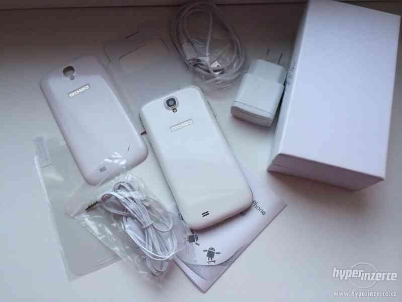 """Luxusní S4 mini 4,3"""" Dual Core 1,3 GHz 4gb ROM 8Mpix - foto 5"""