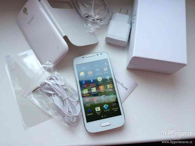 """Luxusní S4 mini 4,3"""" Dual Core 1,3 GHz 4gb ROM 8Mpix - foto 6"""