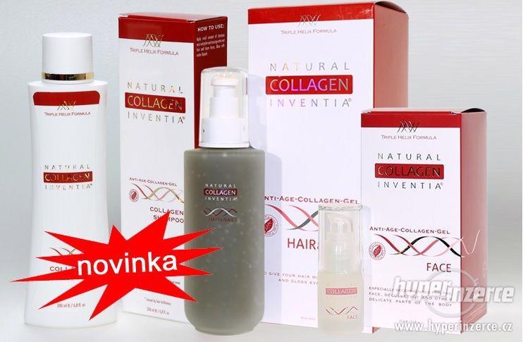 Získejte  10% slevu na KOLAGEN a KOLAGENOVOU kosmetiku