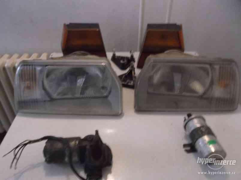 Prodám světla na Škodu Favorit a další díly - foto 1