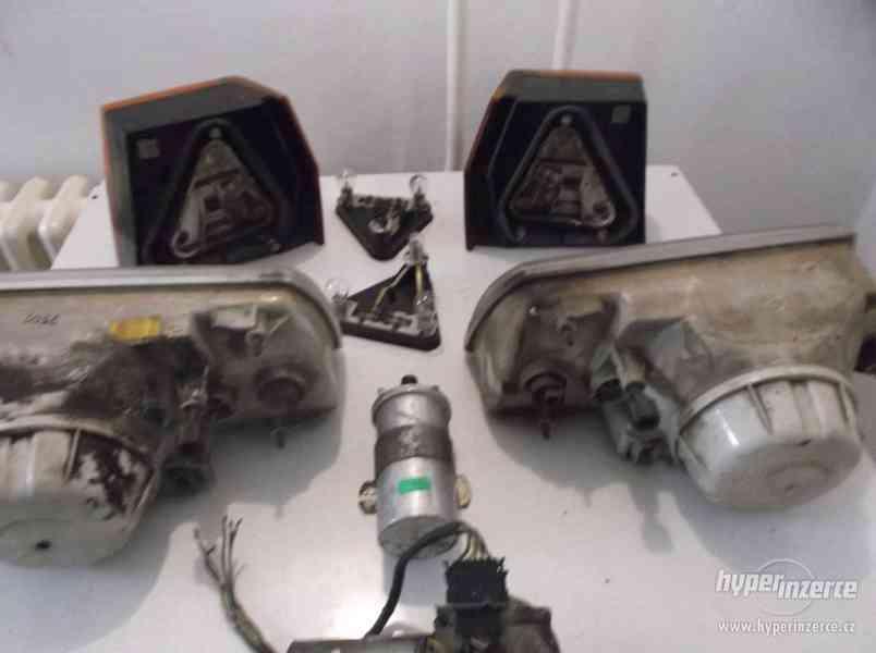 Prodám světla na Škodu Favorit a další díly - foto 2