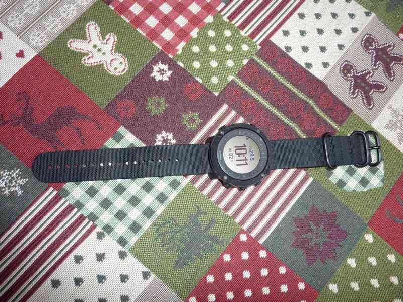 Chytré hodinky Suunto