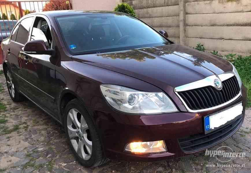 Škoda OCTAVIA 2 2.0 TDI 103kW facelift / manuál TOP stav