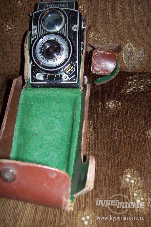 Fotoaparát FLEXARET Va