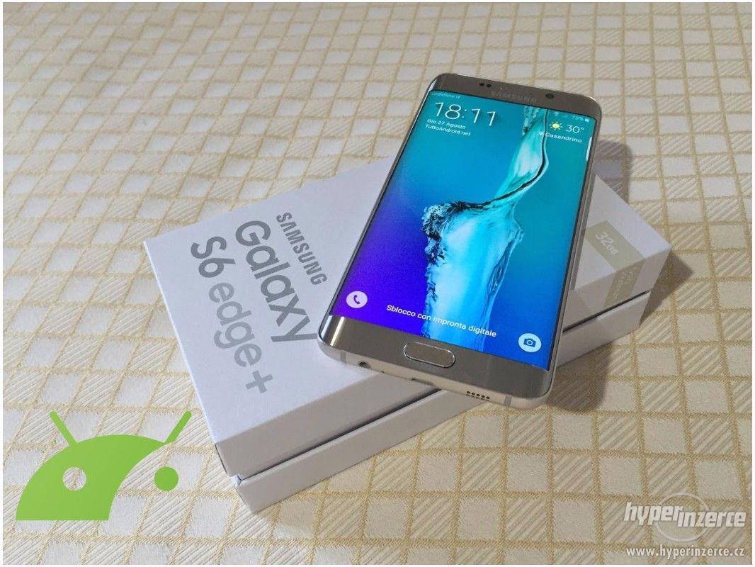Samsung Galaxy S6 Edge Plus (+) odemčený - foto 1