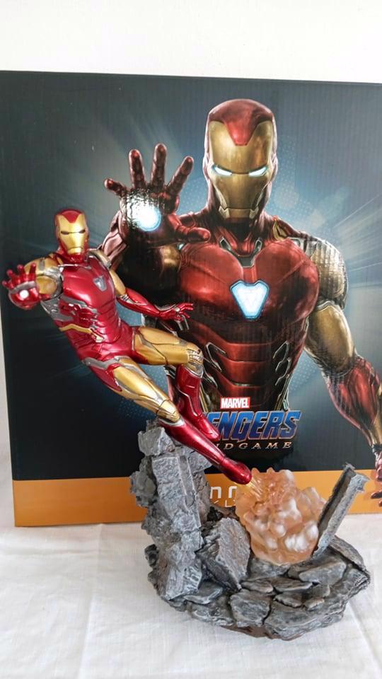 Sošky od Iron Studios v měřítku 1/10 - TOP stav  - foto 2