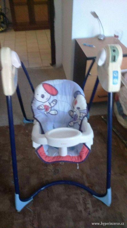 Dětská houpačka - foto 2