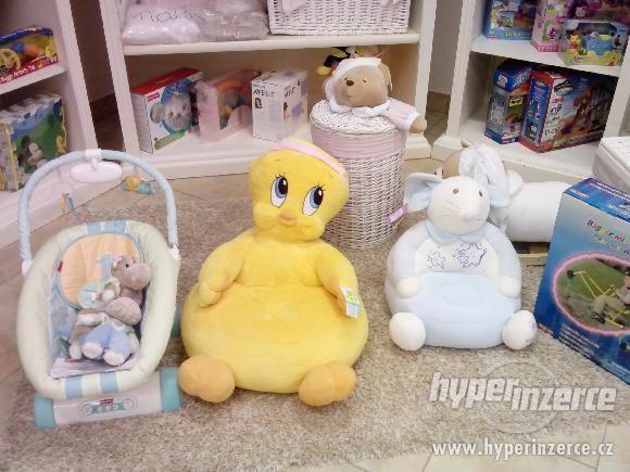Prodej dětského zboží