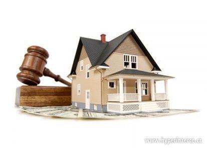Hrozí Vám dražba Vaší nemovitosti?