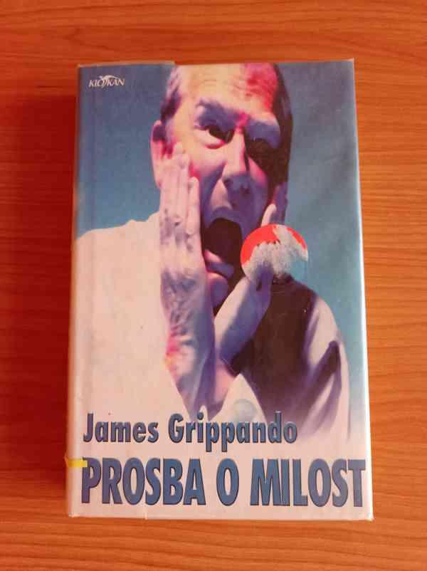 JAMES GRIPPANDO - Prosba o milost