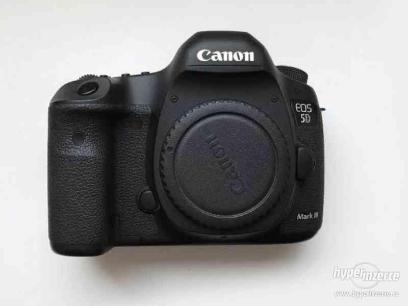 Canon 5D Mk III (+ čočky a příslušenství)