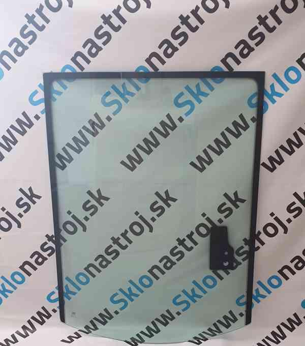 sklo sklá okno okná na stavebné stroje CAT JCB KOMATSU TEREX VOLVO a iné - foto 2