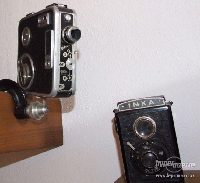Sbírka retro fotoaparátů a příslušenství - foto 6