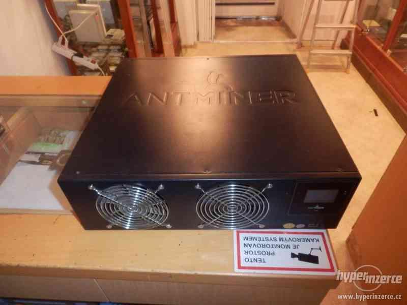 Bitmain Antminer S4 (2000 GH/s ) Bitcoin