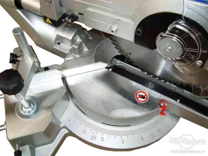 Pokosová pila s Laserem a potahem 3000W   CZ/SK