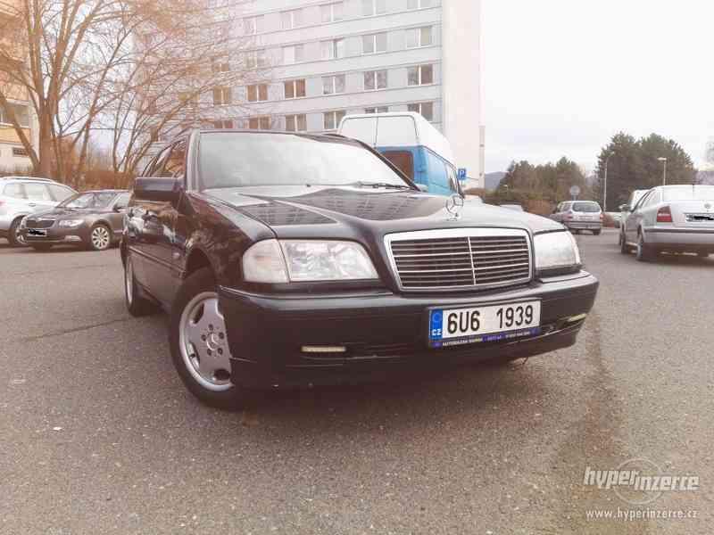 Mercedes C 180 T Classic , 90kW, r.v.1999
