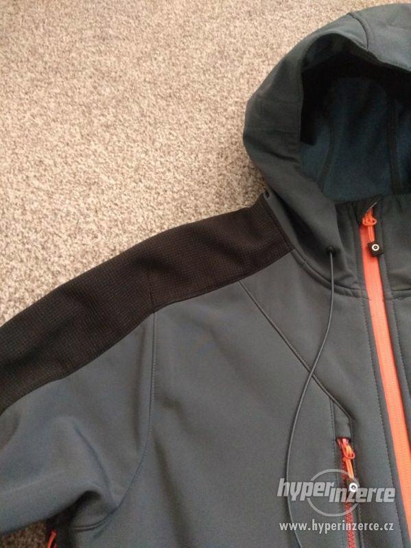 Nová pánská softshellová bunda HUSKY - L - 10 000/10 000 - foto 7