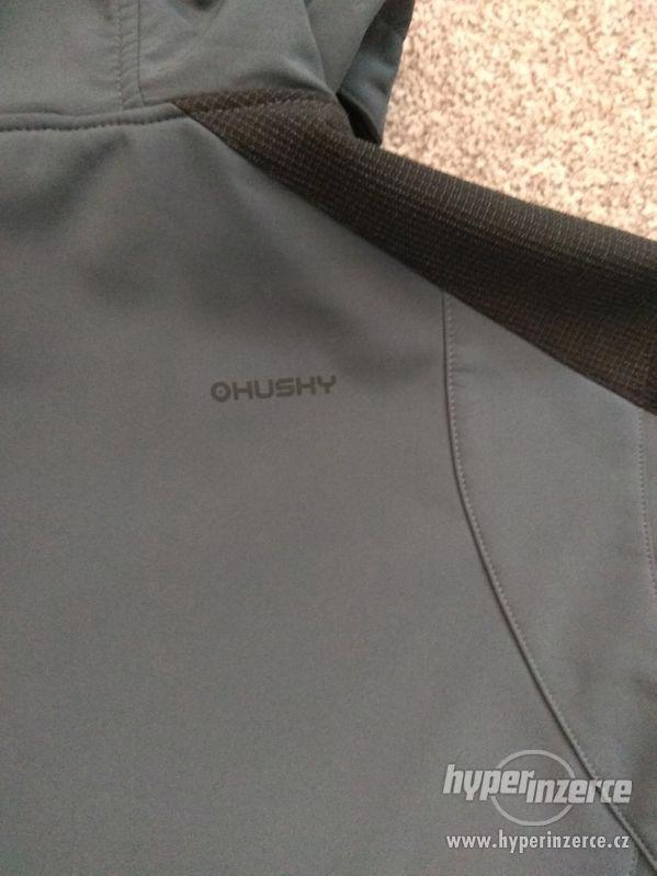 Nová pánská softshellová bunda HUSKY - L - 10 000/10 000 - foto 11