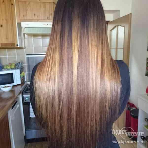 Prodlužování vlasů  nejlevněji a velmi kvalitně !! - foto 1