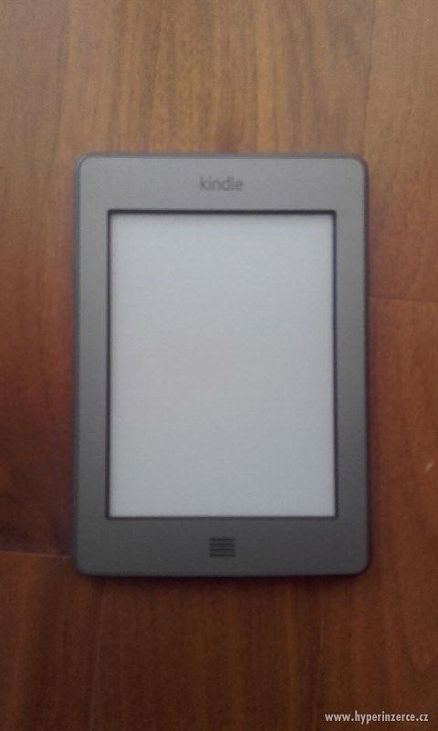 Elektronická čtečka knih Kindle