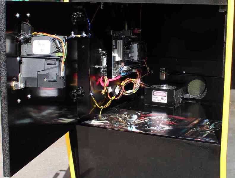 Zábavní herní hrací automat Gamex GLOW D.Tech 2021 - foto 7