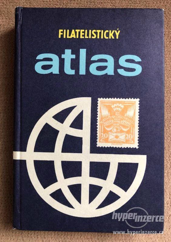 Atlasy školní, cestovní, kapesní a filatelistický - foto 2