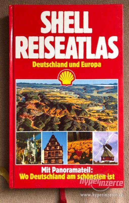 Atlasy školní, cestovní, kapesní a filatelistický - foto 6