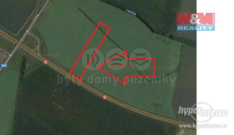Prodej pole, 24761 m?, Droužkovice - foto 2