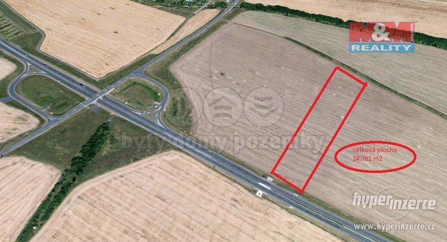 Prodej pole, 24761 m?, Droužkovice - foto 3