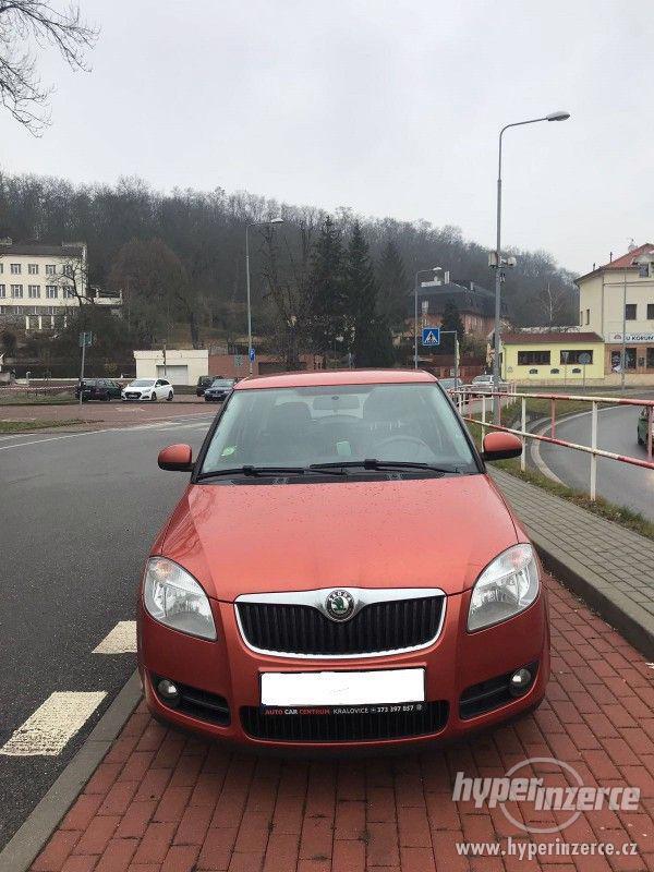 Škoda Fabia II HTP