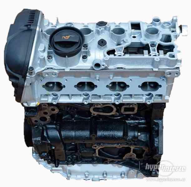 Repasovaný motor Škoda-VW 1.8 TSI 118KW BZB, C