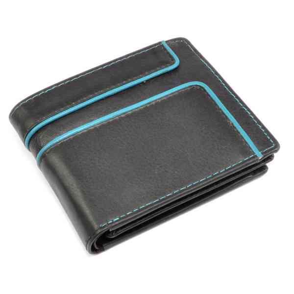 Malá peněženka kožená retro - foto 2