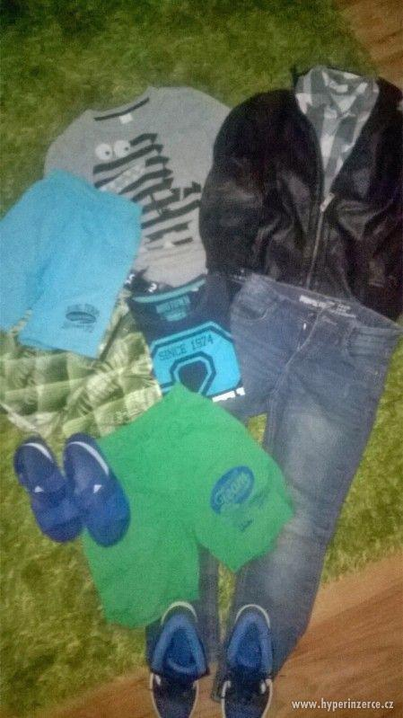 Prodám chlapecké oblečení 6-9 let - foto 1