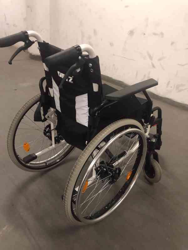 Invalidní vozík Dietz - foto 2