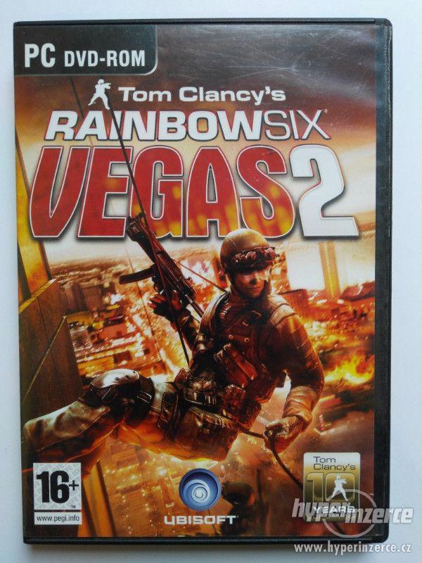 Tom Clancy´s Rainbow Six: Vegas 2