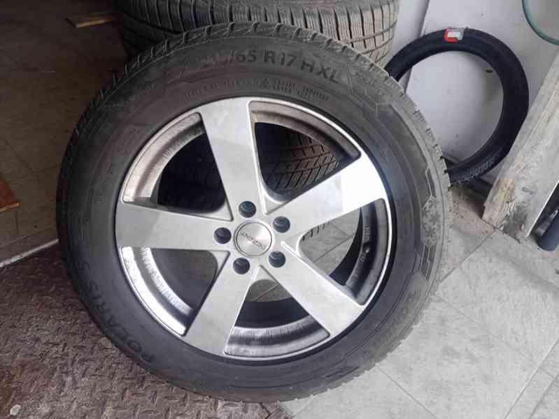 Prodej  pneu 215/65R17 - foto 4