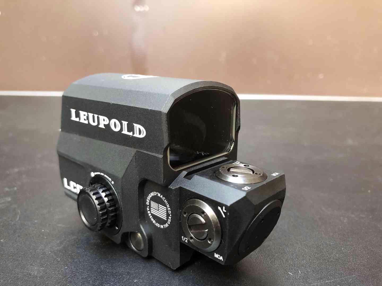 Kvalitní  KOLIMATOR Leupold regulace podsvícení, odolný v ko - foto 1