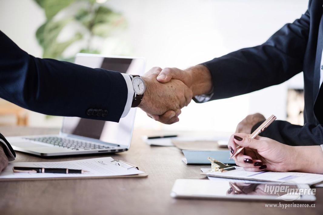Obchodní spolupráce - foto 1