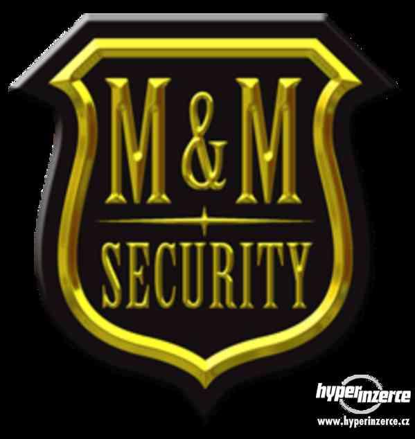 Bezpečnostní pracovník/ce – Slaný / Kladno
